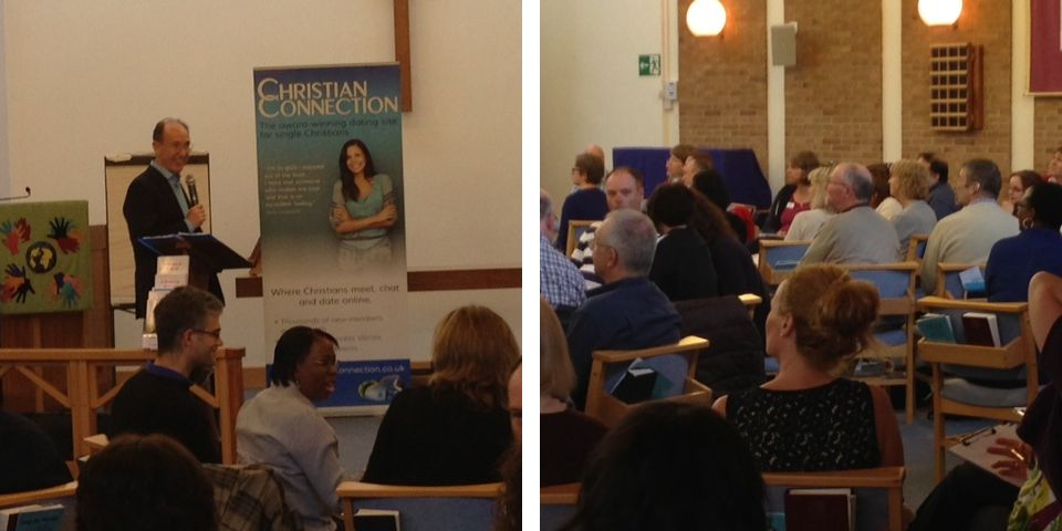 David Pullinger Singles Seminar Event