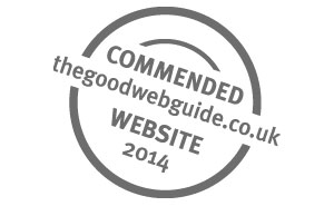 Highly Commended Good Website Guide Awards 2014