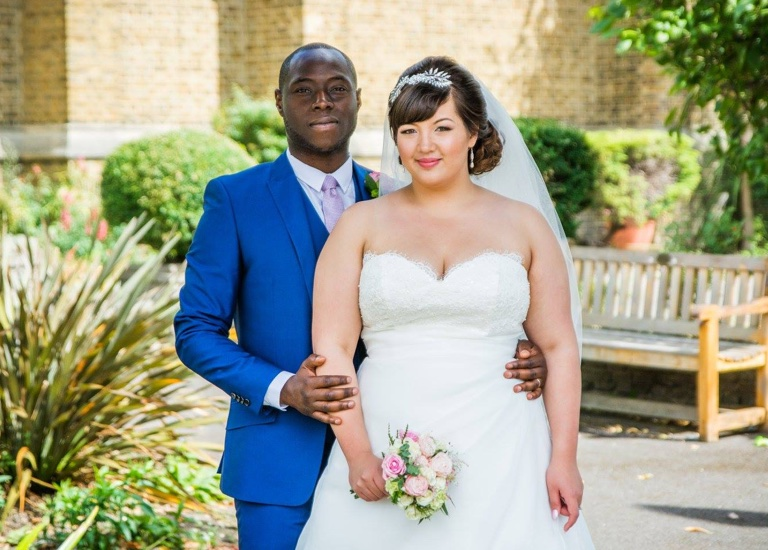 Jane and Ransome wedding
