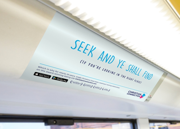 Christian Connection Advert 2019 Manchester Metro