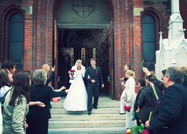 Why Are Fewer People Getting Married In Church
