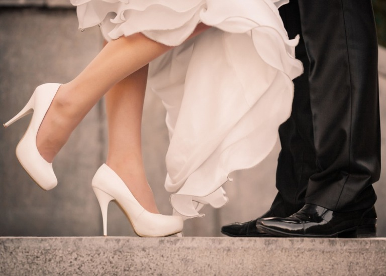 Wedding-Feet