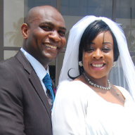 Tope and Zuliana get married after meeting on Christian Connection online dating
