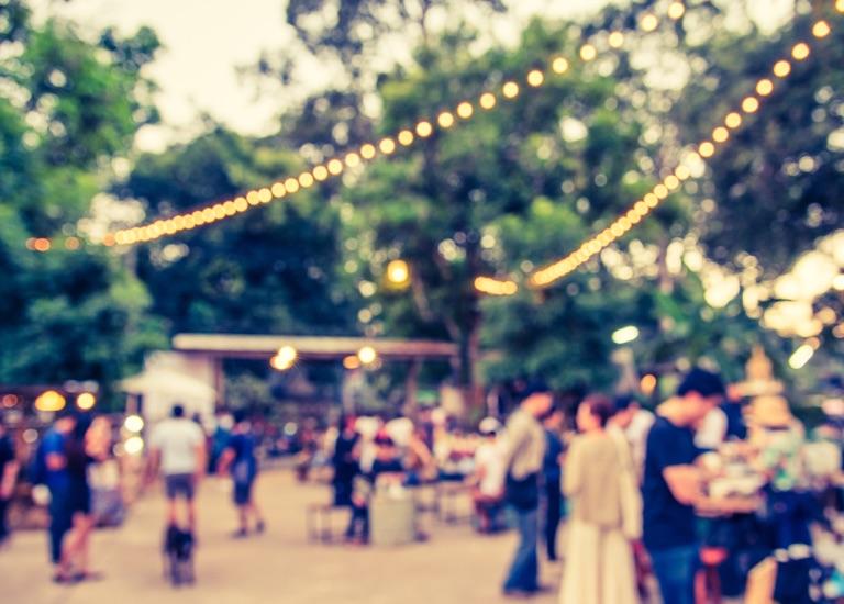 Festival vibe