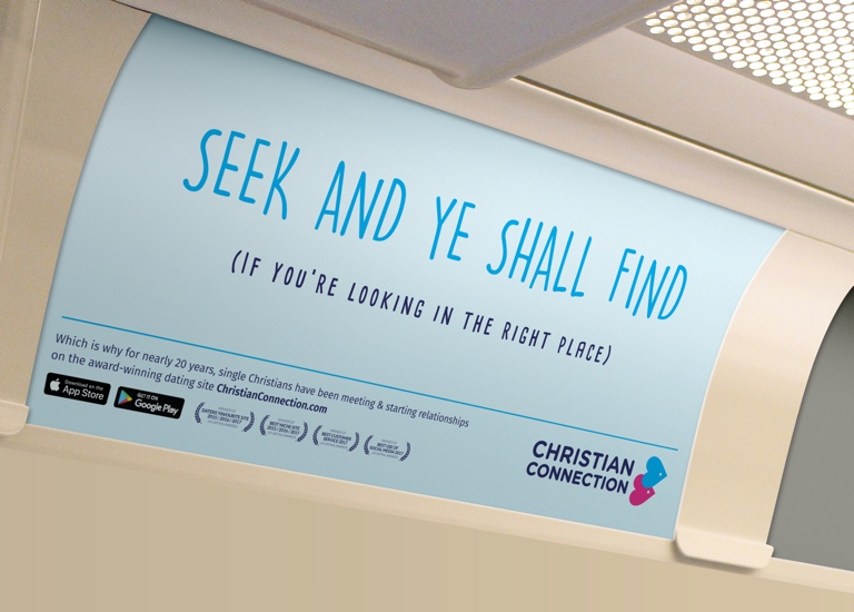 Christian Connection Advert 2019