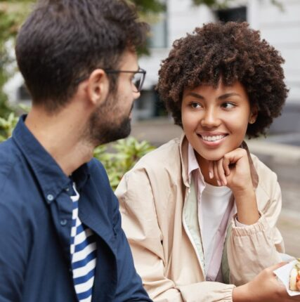 Having good conversations in dating - Christian Connection dating advice