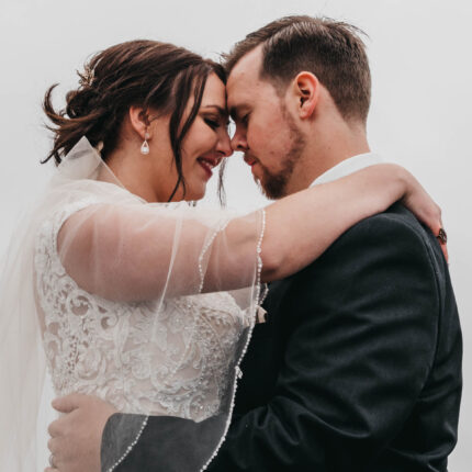 Wedding of Jamie-Lee and Thomas who met on Christian Connection online dating