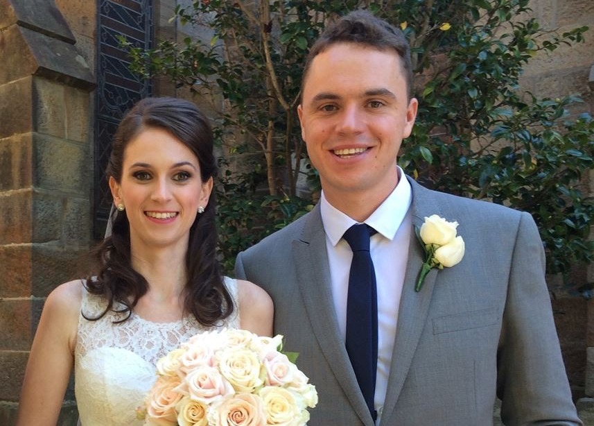 Amy and Daniel met on Christian Connection after taking a chance on online dating