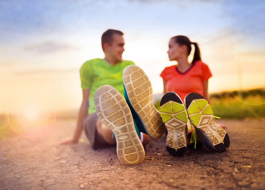 Healthy competition in relationships