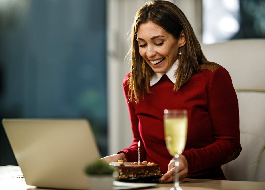 Making the most of birthdays - celebrate, single Christians!